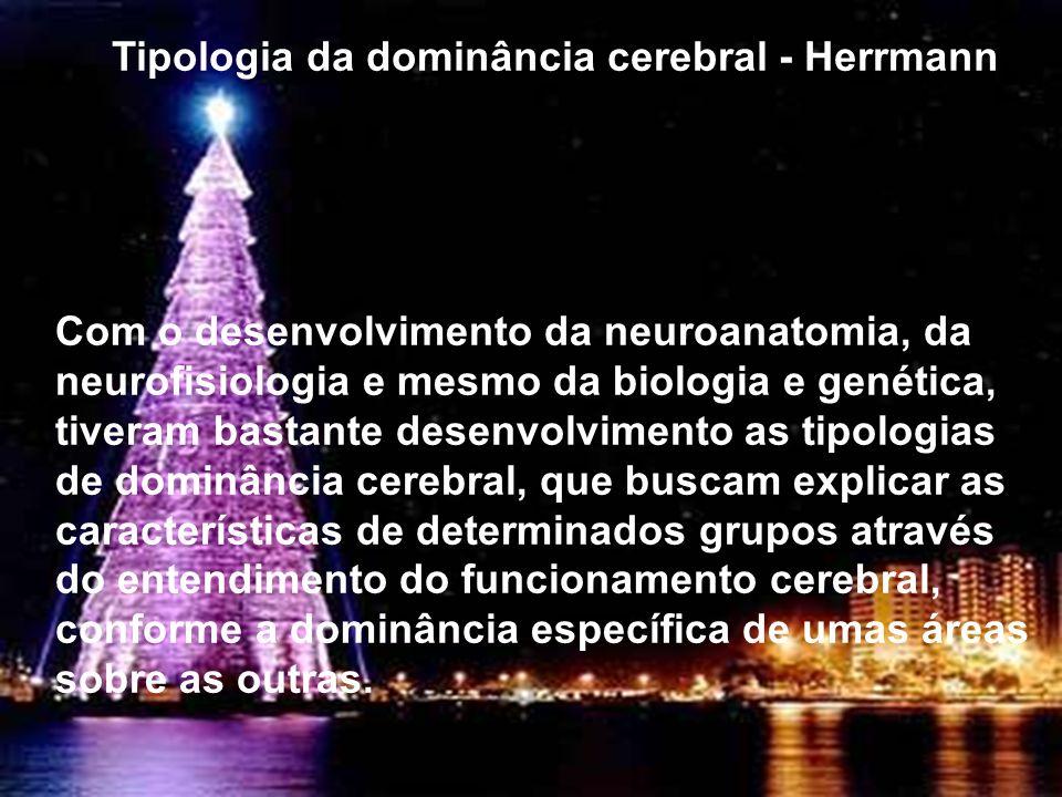 Tipologia da dominância cerebral - Herrmann