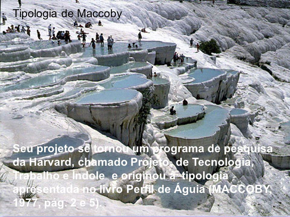 Tipologia de Maccoby