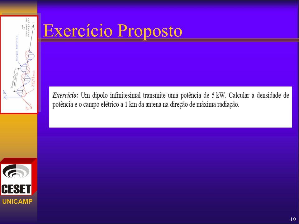 Exercício Proposto