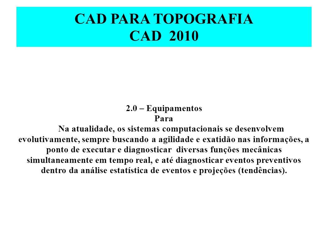 CAD PARA TOPOGRAFIA CAD 2010