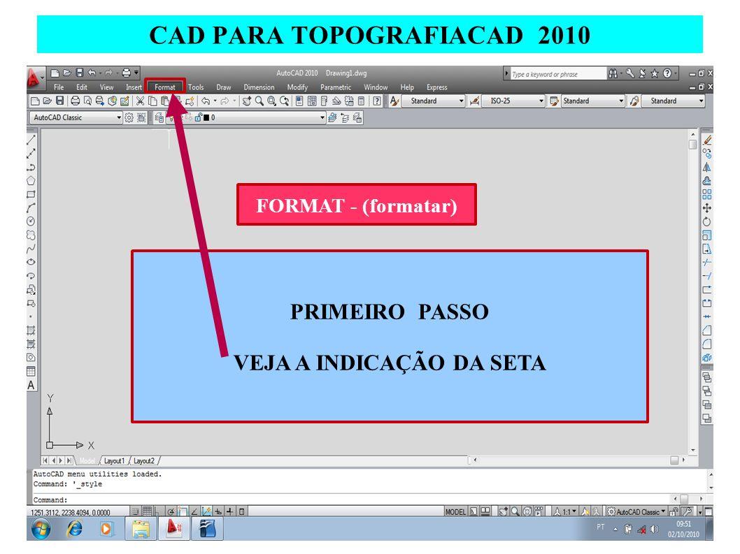 CAD PARA TOPOGRAFIACAD 2010