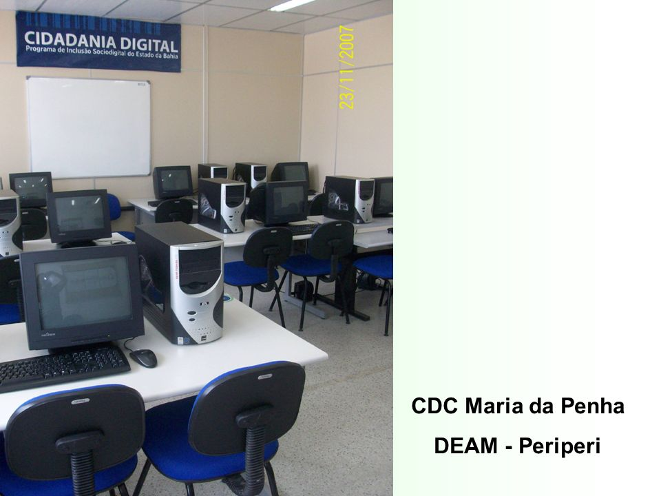 CDC Maria da Penha DEAM - Periperi