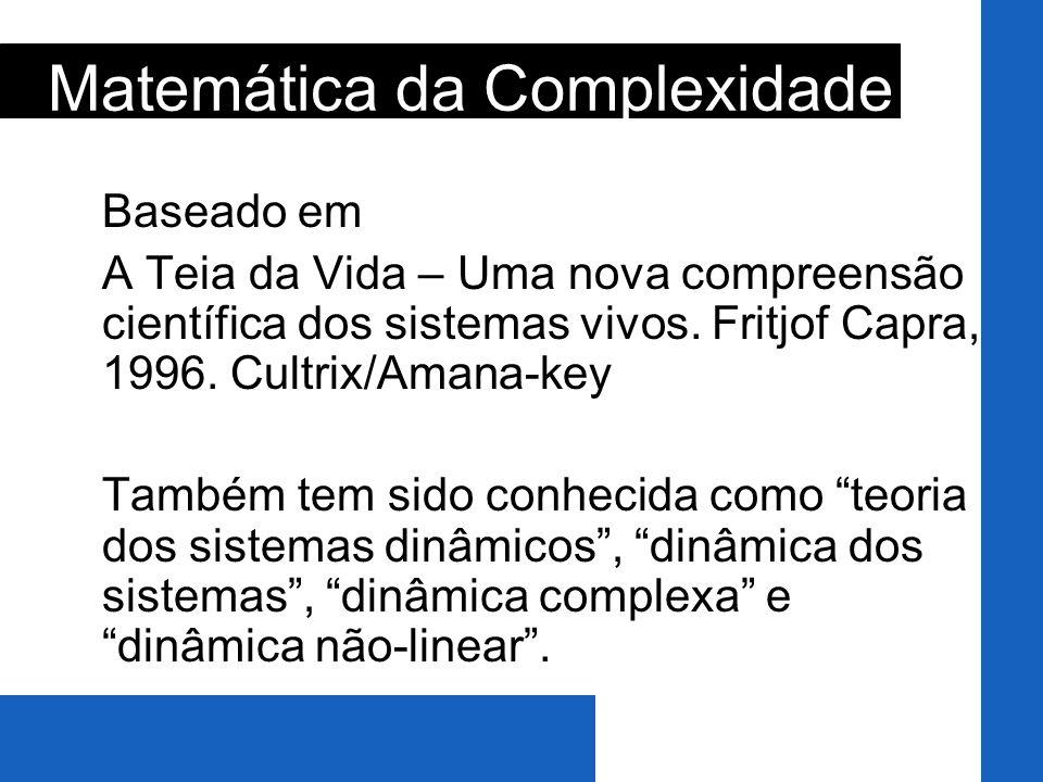 Matemática da Complexidade