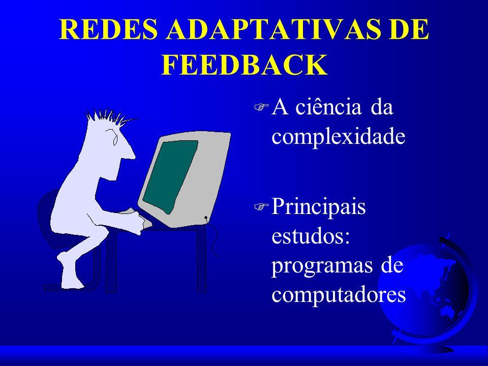 REDES ADAPTATIVAS DE FEEDBACK