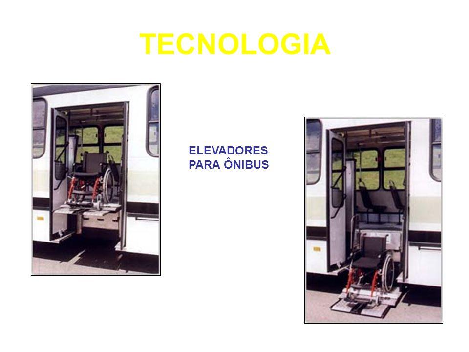 TECNOLOGIA ELEVADORES PARA ÔNIBUS