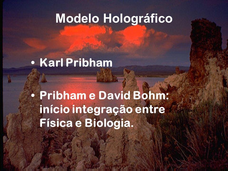 Modelo Holográfico Karl Pribham