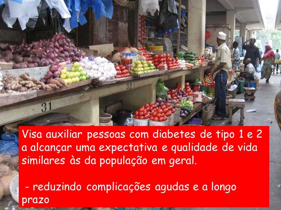 Diabetes: Terapia nutricional