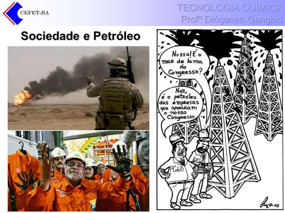 Sociedade e Petróleo