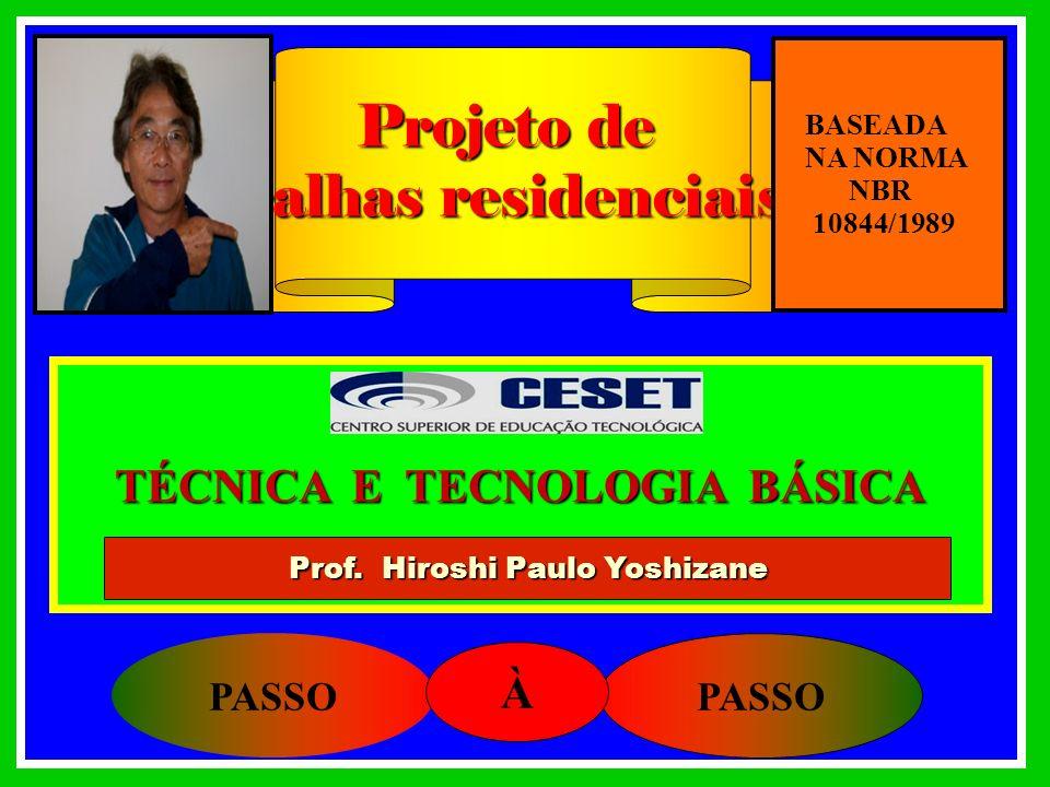 TÉCNICA E TECNOLOGIA BÁSICA