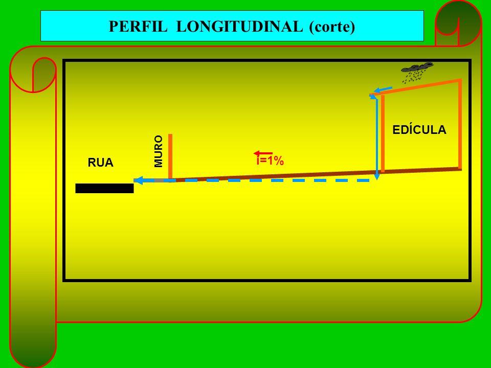PERFIL LONGITUDINAL (corte)