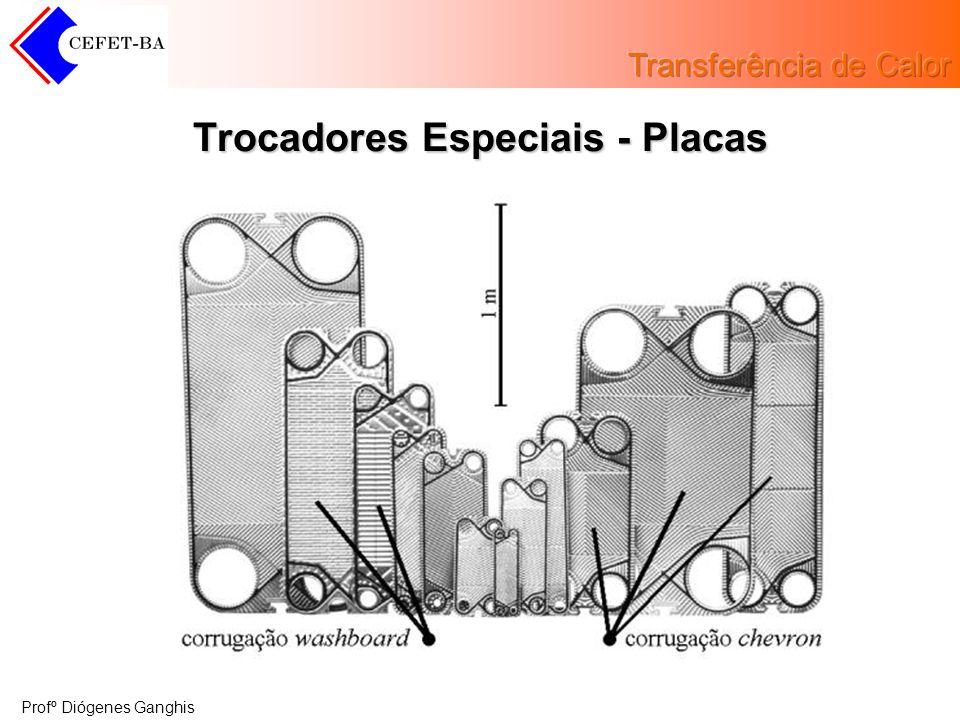 Trocadores Especiais - Placas
