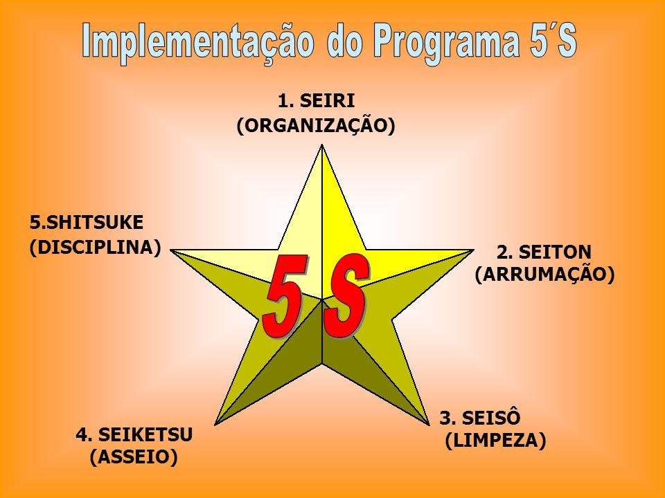 Implementação do Programa 5´S