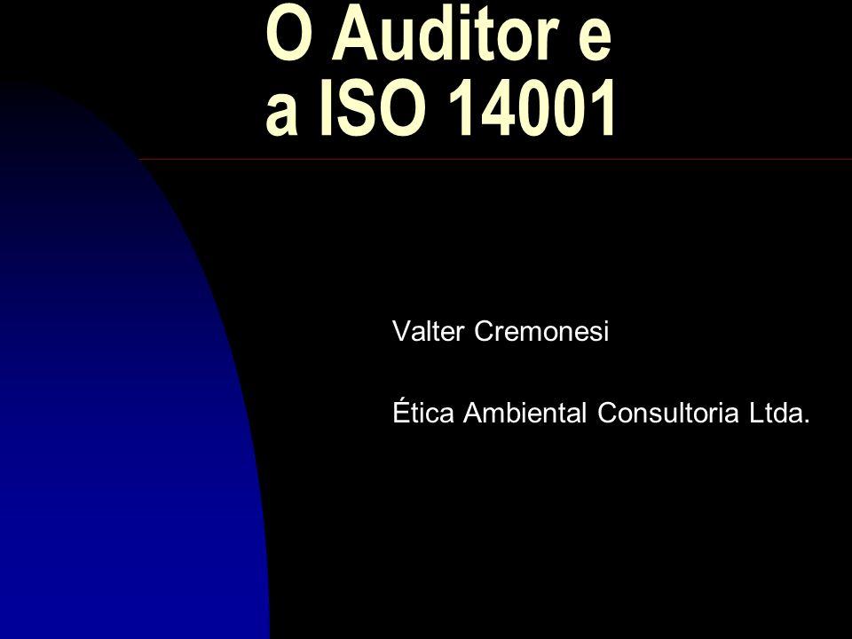 Valter Cremonesi Ética Ambiental Consultoria Ltda.