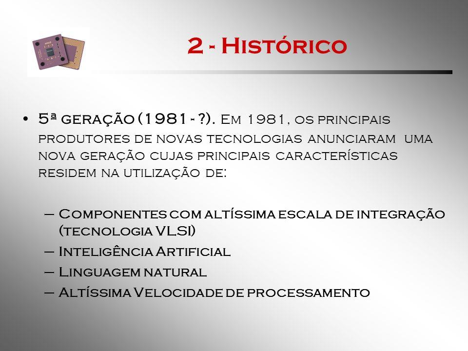 2 - Histórico
