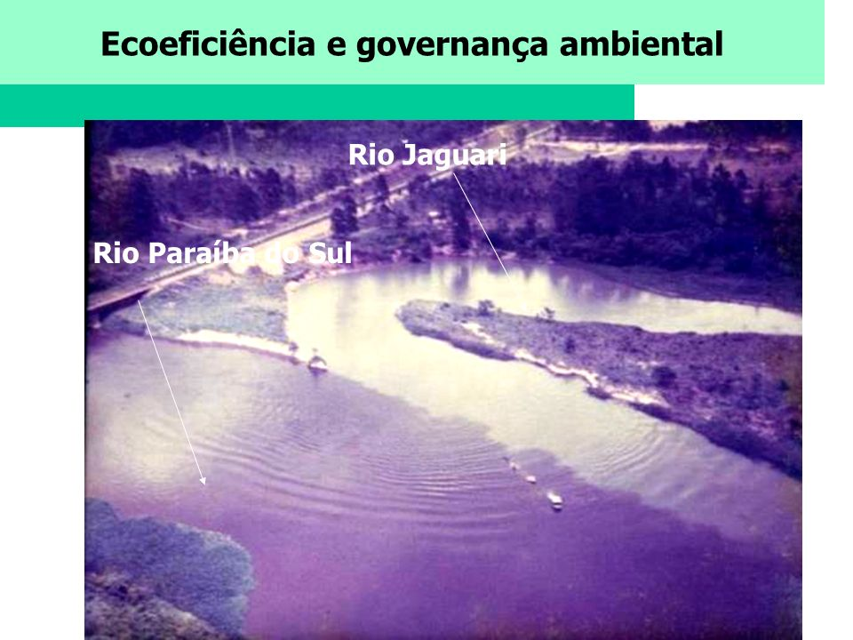 Rio Jaguari Rio Paraíba do Sul