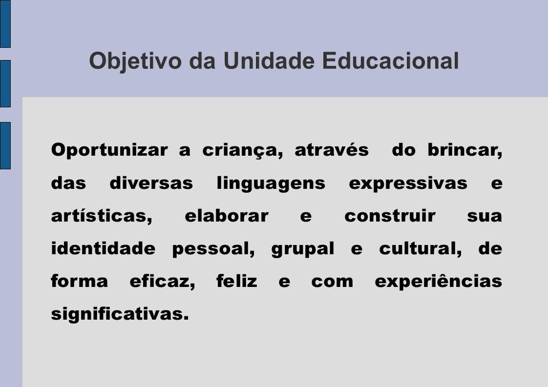Objetivo da Unidade Educacional