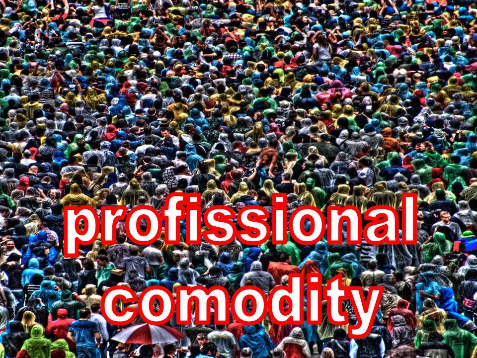 profissional comodity