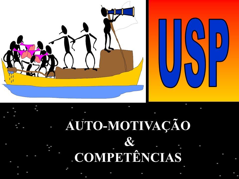 AUTO-MOTIVAÇÃO & COMPETÊNCIAS