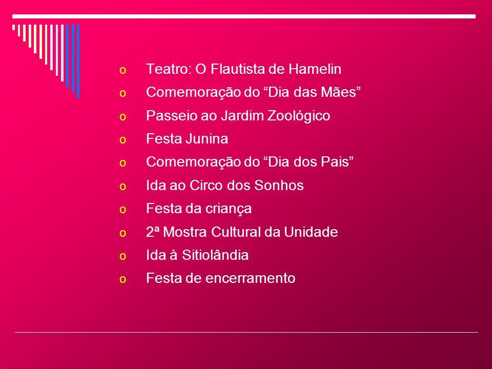 Teatro: O Flautista de Hamelin