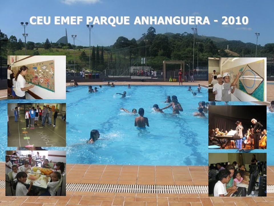 CEU EMEF PARQUE ANHANGUERA - 2010