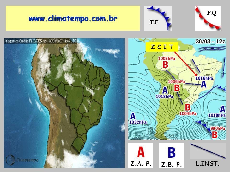www.climatempo.com.br F.Q F.F Z C I T Z.A. P. L.INST. Z.B. P.
