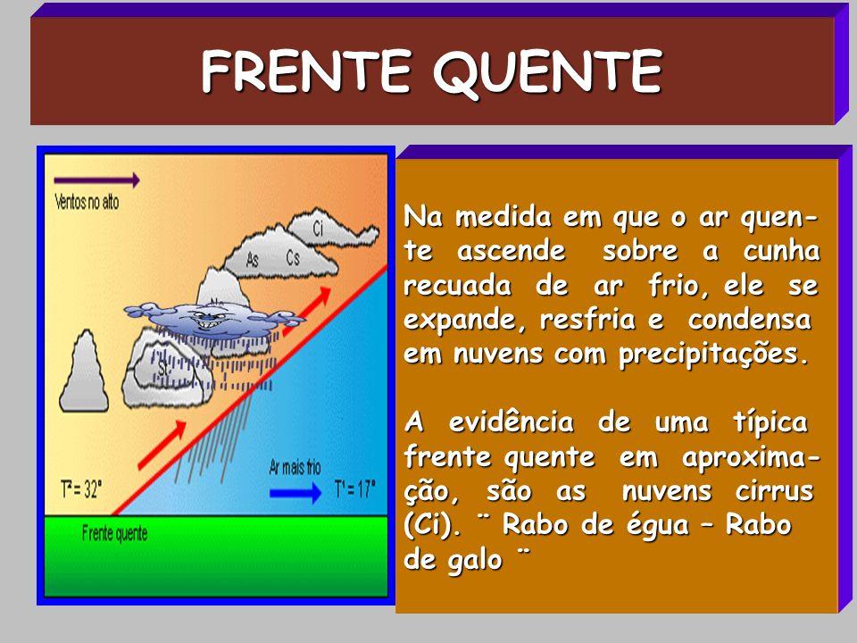 FRENTE QUENTE