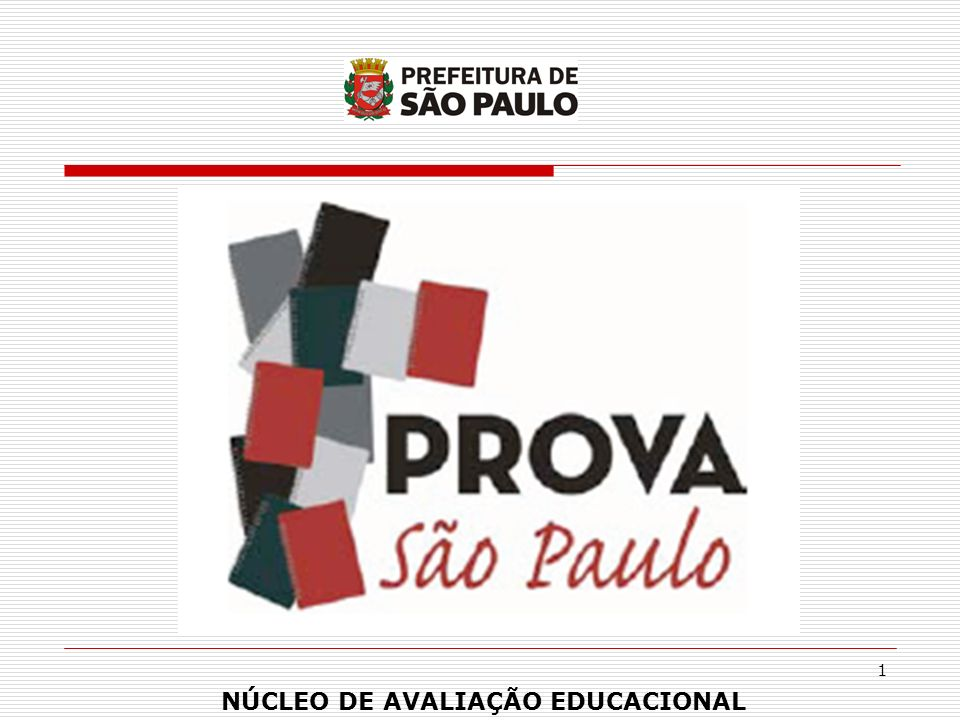 NÚCLEO DE AVALIAÇÃO EDUCACIONAL