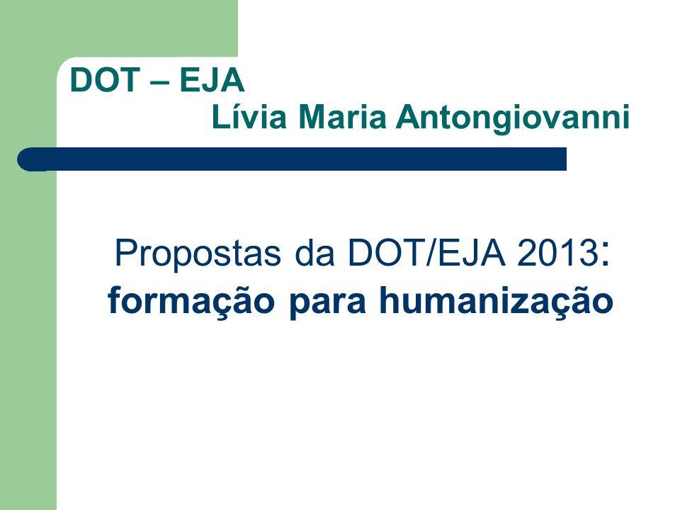 DOT – EJA Lívia Maria Antongiovanni