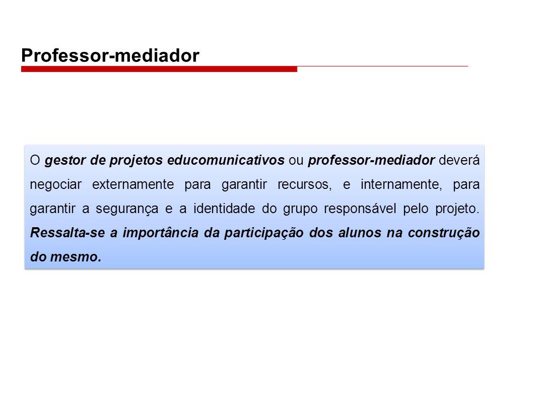 Professor-mediador