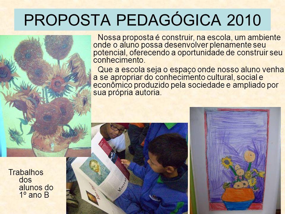 PROPOSTA PEDAGÓGICA 2010
