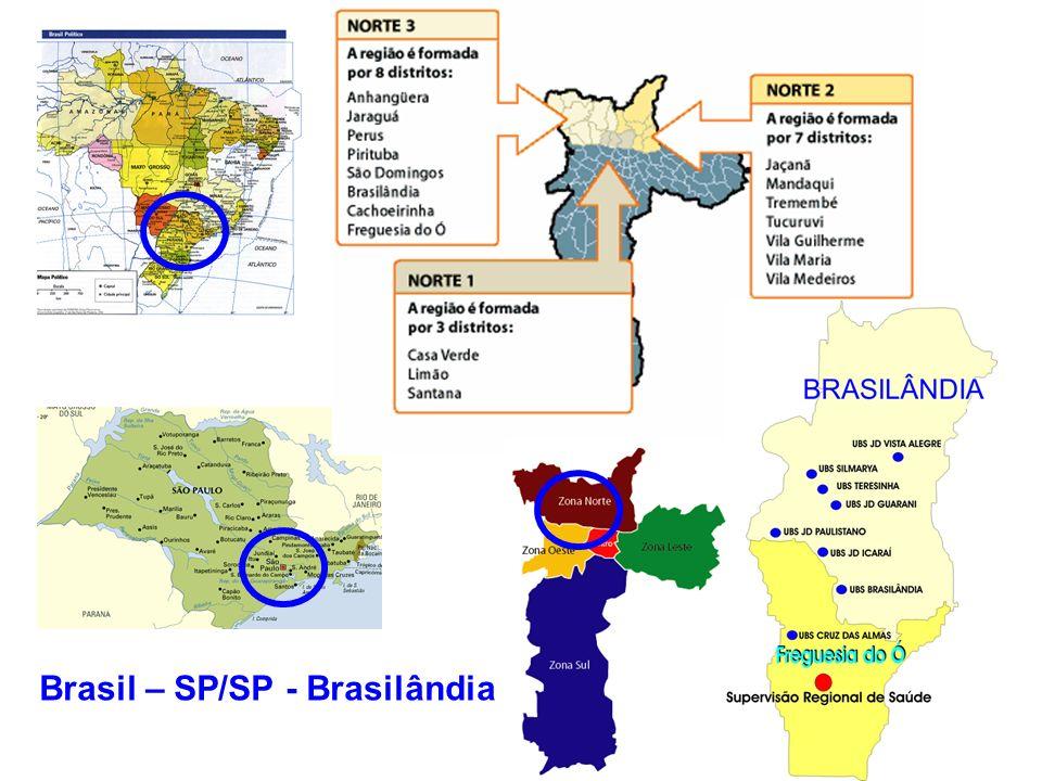Brasil – SP/SP - Brasilândia