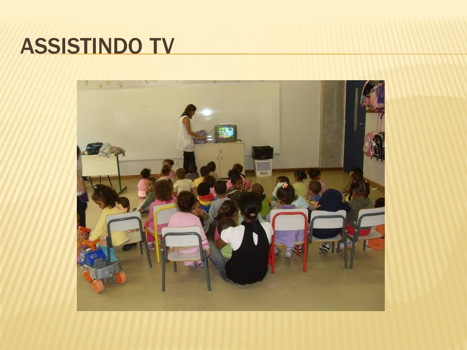 ASSISTINDO TV