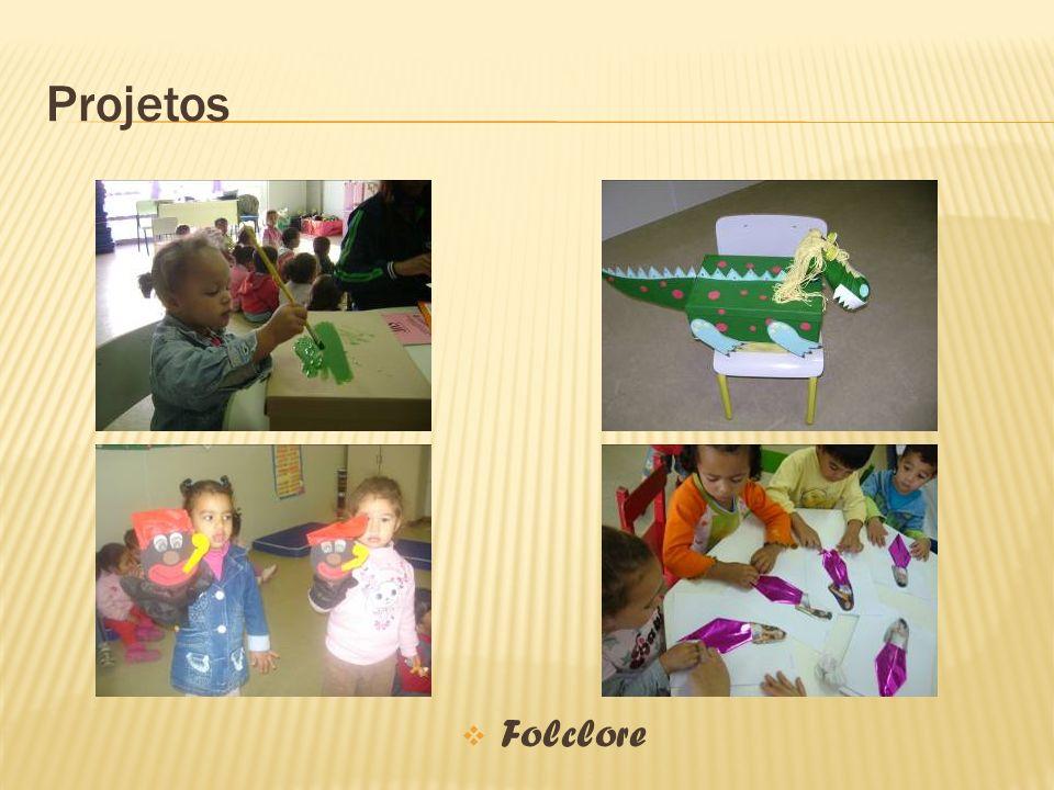 Projetos Folclore