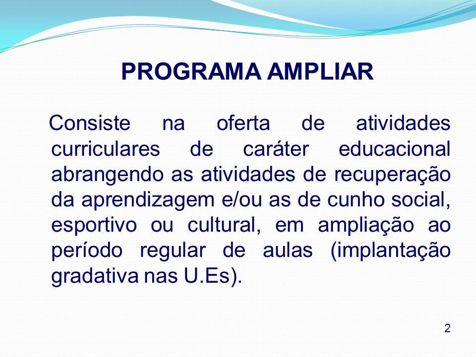 PROGRAMA AMPLIAR