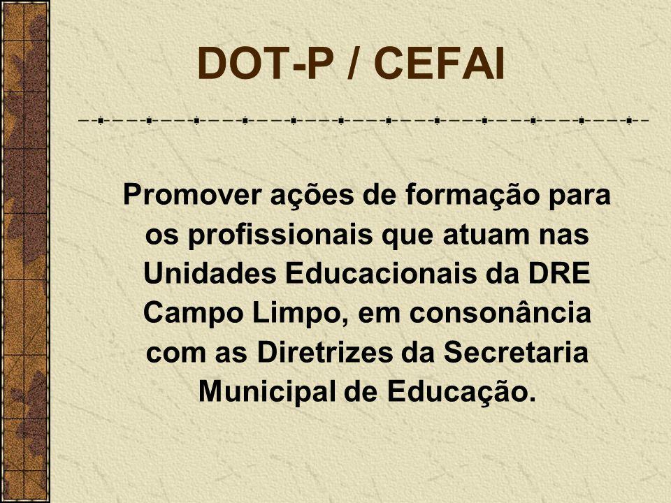 DOT-P / CEFAI