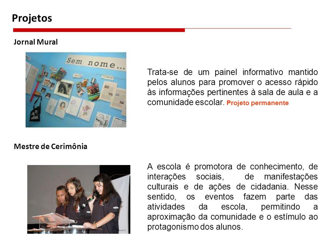 Projetos Jornal Mural.