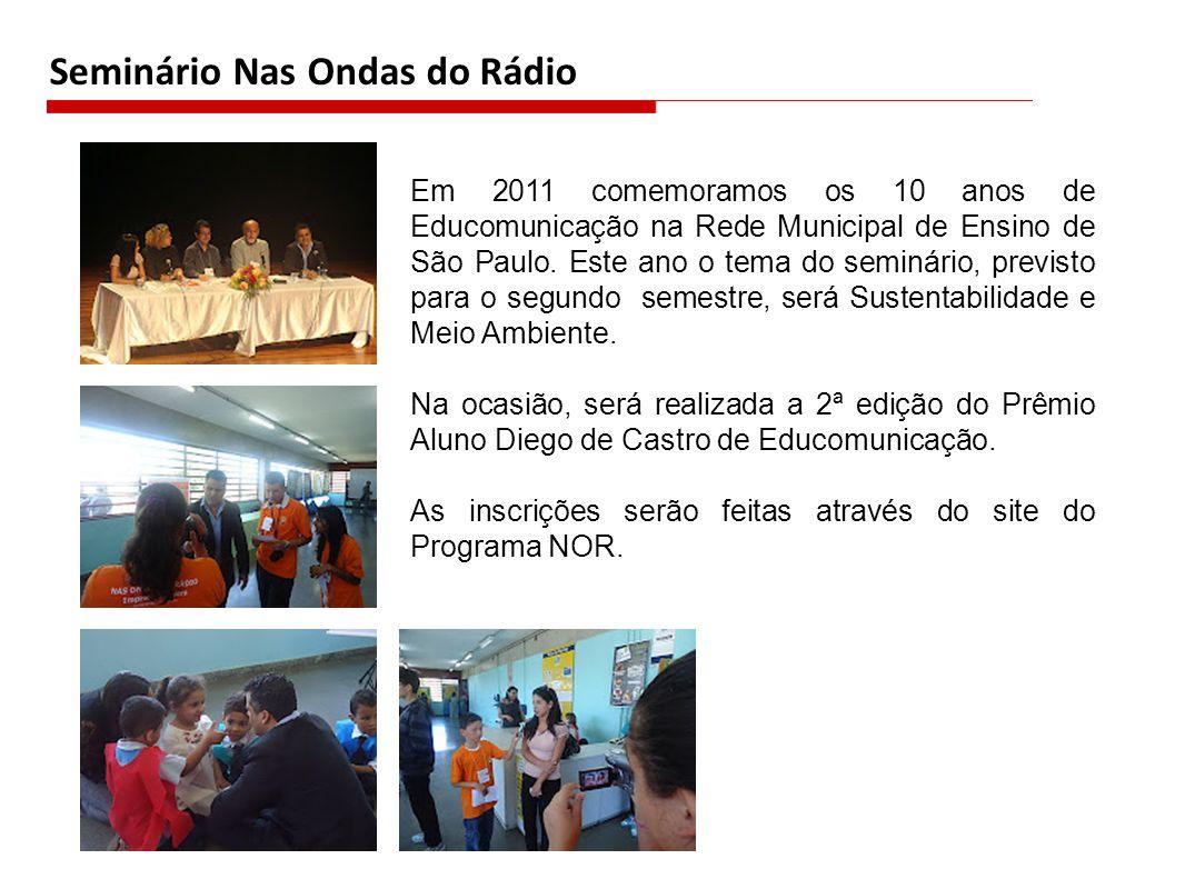 Seminário Nas Ondas do Rádio