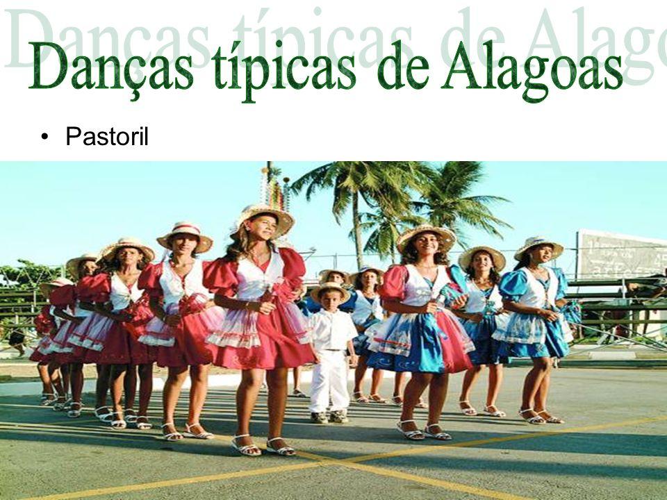 Danças típicas de Alagoas