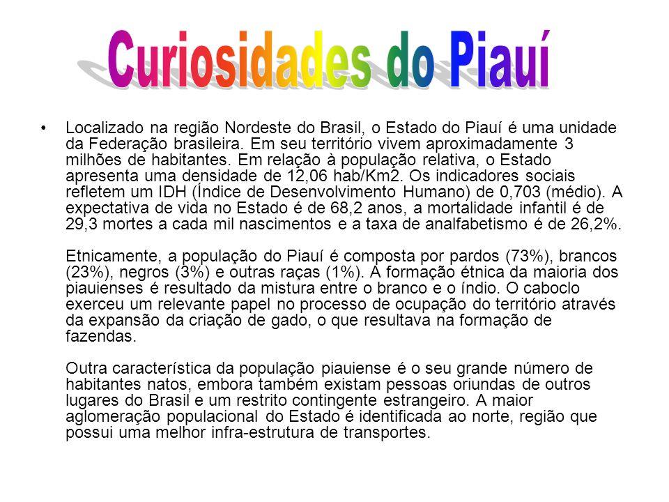 Curiosidades do Piauí