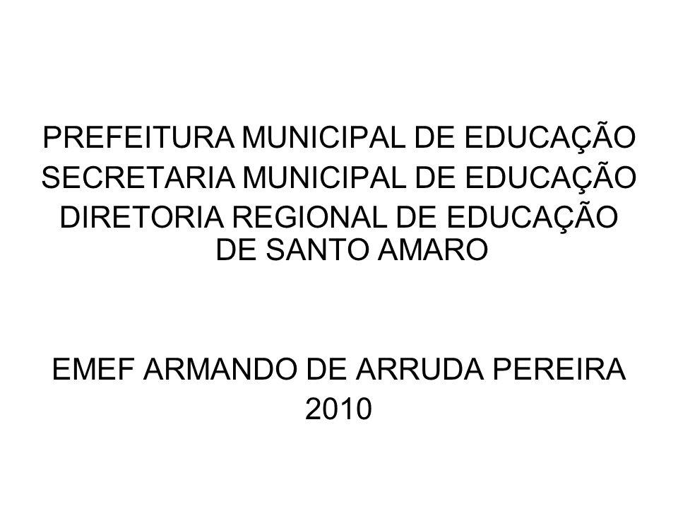 PREFEITURA MUNICIPAL DE EDUCAÇÃO SECRETARIA MUNICIPAL DE EDUCAÇÃO