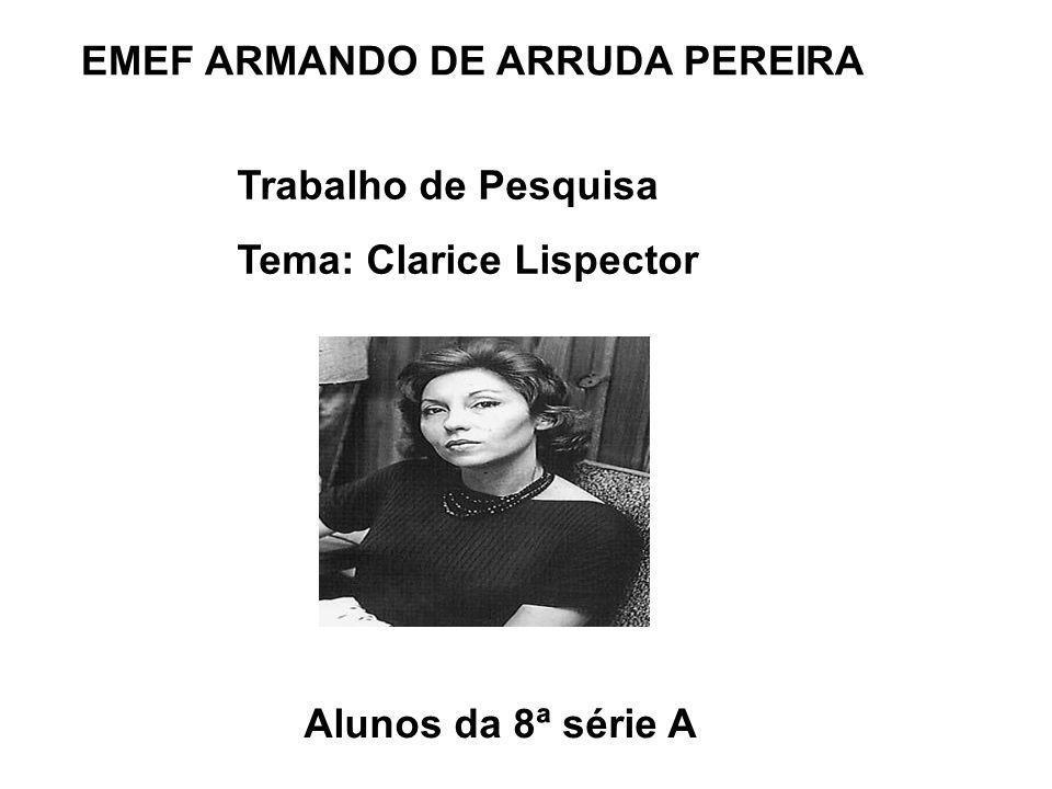 EMEF ARMANDO DE ARRUDA PEREIRA