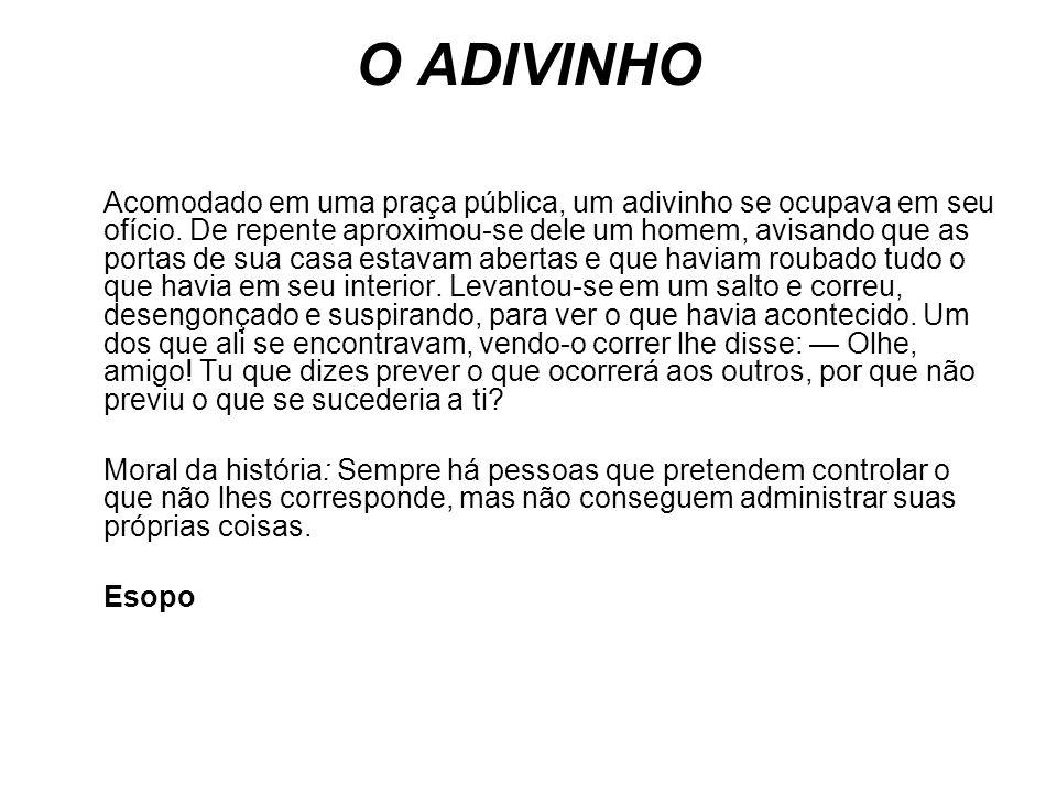 O ADIVINHO