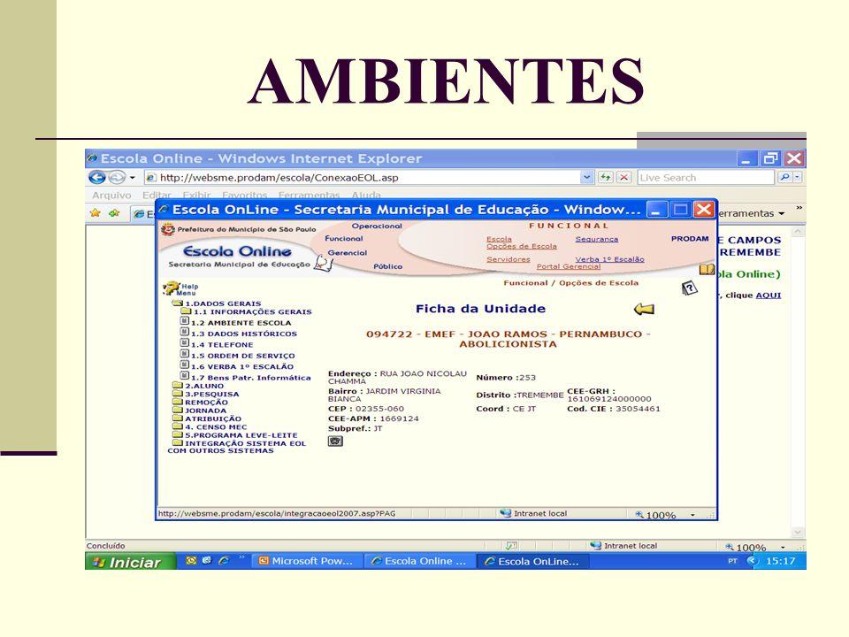 AMBIENTES