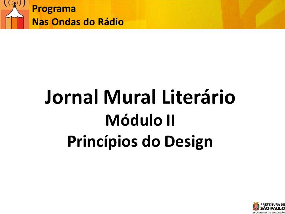 Jornal Mural Literário