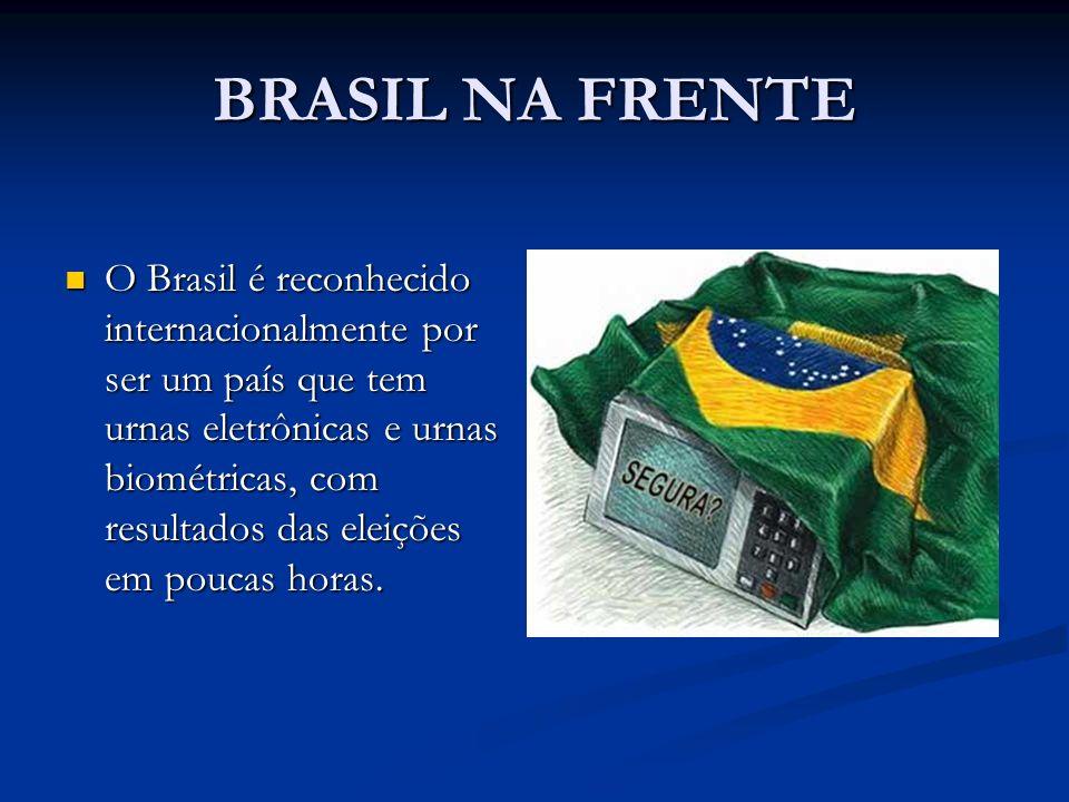 BRASIL NA FRENTE