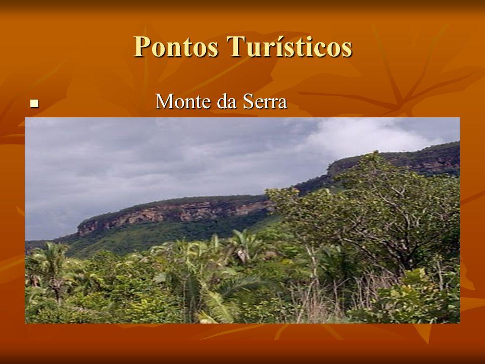 Pontos Turísticos Monte da Serra
