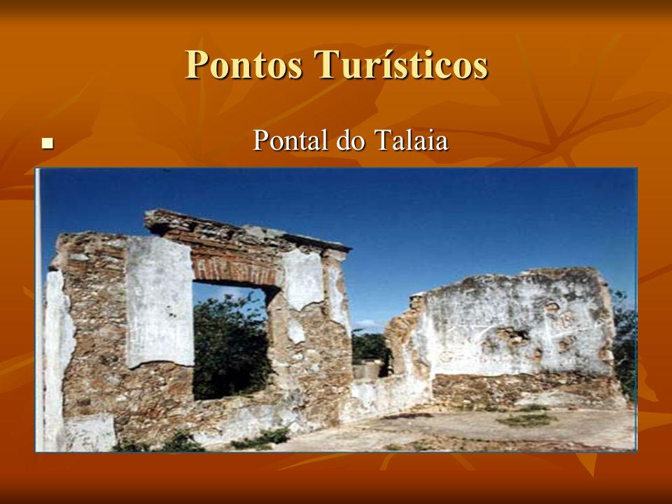 Pontos Turísticos Pontal do Talaia