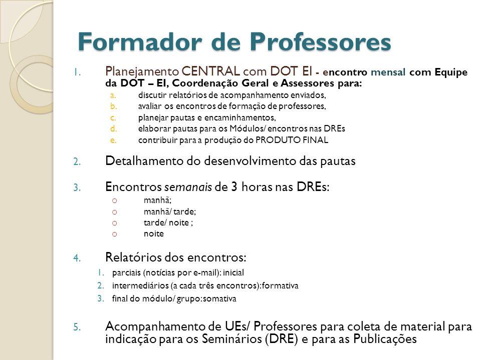 Formador de Professores