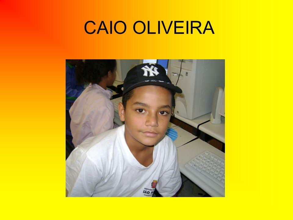 CAIO OLIVEIRA