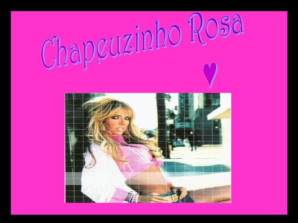 Chapeuzinho Rosa ♥